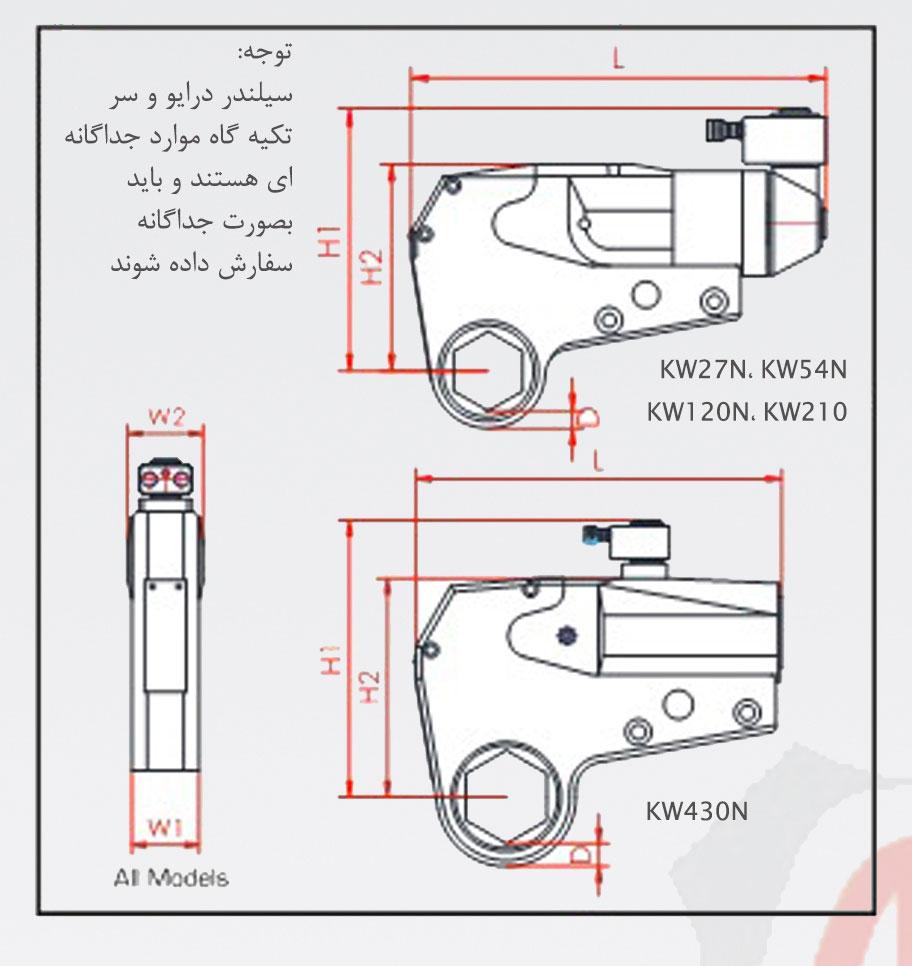 مشخصات فنی